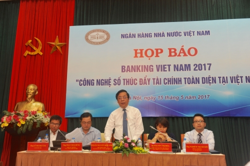 Banking Vietnam 2017 sẽ diễn ra trong 2 ngày 18-19/5