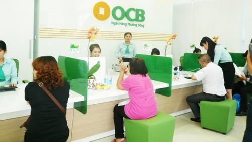 OCB tặng lãi suất cho khách gửi tiết kiệm online