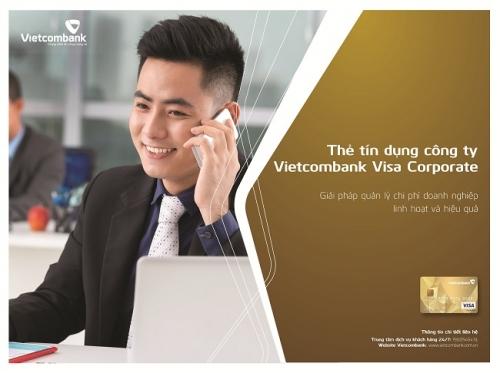 Vietcombank ra mắt sản phẩm thẻ tín dụng mới