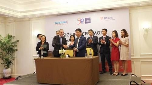 TPBank nhận hạn mức tài trợ thương mại 30 triệu USD từ ADB