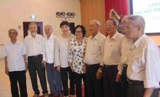 Gặp mặt cán bộ ngân hàng B68 miền Trung - Tây Nguyên