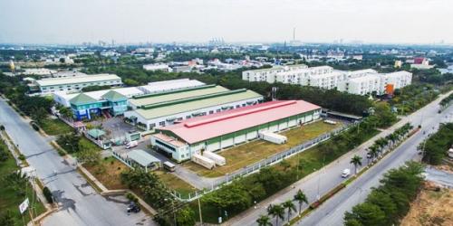 Dự án đầu tư SXKD trong cụm công nghiệp được miễn tiền thuê đất 7 năm