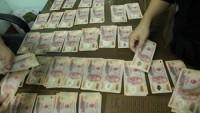 Đôi nam nữ mang gần 20 triệu tiền giả đến gửi ở ngân hàng