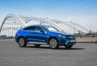 Mercedes-Benz GLC 300 4MATIC Coupé được bán ra từ tháng 5 với giá 2,899 tỷ đồng
