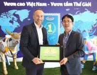 Vinamilk nằm trong top 3 thương hiệu được lựa chọn nhiều nhất ở Việt Nam