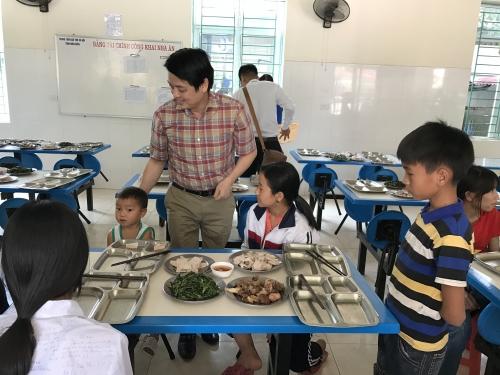 Chương trình Giải cứu đàn lợn của LienVietPostBank đã lên tới Điện Biên