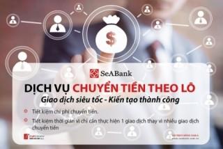 SeABank ra mắt dịch vụ chuyển tiền dành riêng cho khách hàng doanh nghiệp
