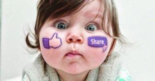 Đăng ảnh con lên facebook có thể bị kiện!