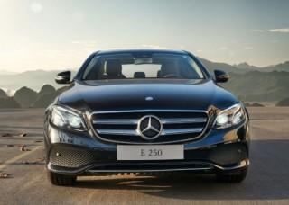 Mercedes - Benz tại Việt Nam ra mắt E250 mới với giá 2,479 tỷ đồng