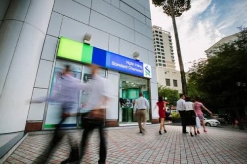 """Standard Chartered Việt Nam: """"Nhà tuyển dụng ngân hàng của năm"""""""