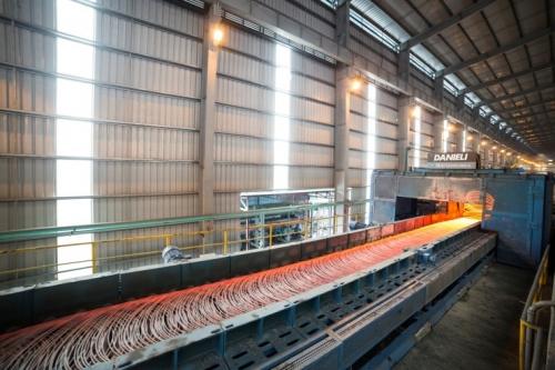 Tháng 4/2018, thép Hòa Phát đạt sản lượng 178.000 tấn