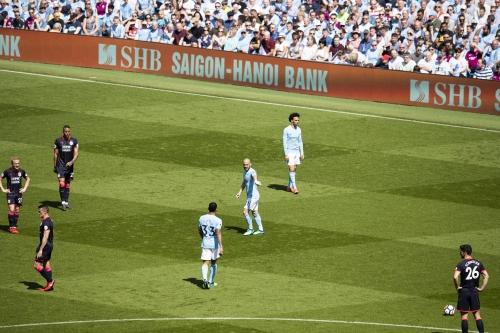 Đồng thương hiệu SHB - Manchester City cùng được vinh danh và toả sáng