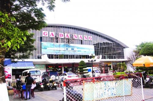 Nan giải di dời ga Đà Nẵng