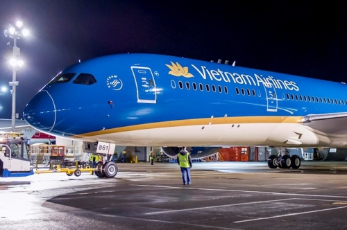 Vietnam Airlines lên kế hoạch niêm yết trên HoSE trong năm 2018