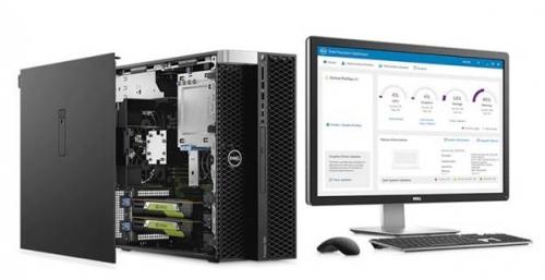 Dell Precision 7820 – trợ thủ đắc lực cho doanh nghiệp