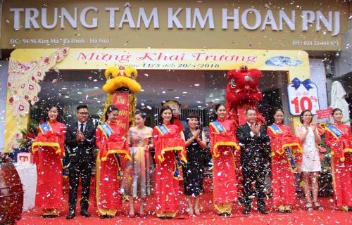 PNJ khai trương trung tâm kim hoàn mới tại Hà Nội và Ninh Thuận