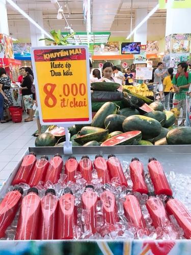 Big C Việt Nam đồng hành cùng nông dân Quảng Ngãi, Quảng Nam