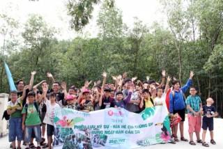 """Du Lịch Việt triển khai chương trình """"Vào hạ - Tỏa nắng yêu thương"""""""