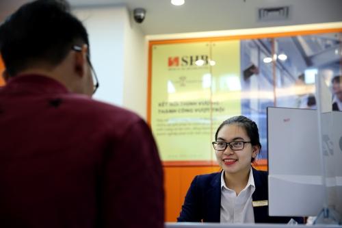 SHB: Ngân hàng tốt nhất Việt Nam 2018