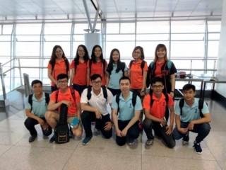 """Sinh viên Việt Nam tranh tài tại cuộc thi """"Chiến lược kinh doanh ICAEW khu vực Đông Nam Á"""""""
