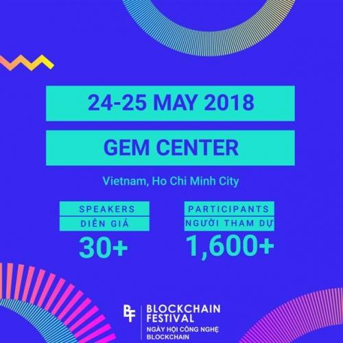 Lễ hội Blockchain lần đầu được tổ chức tại Việt Nam