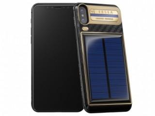 iPhone X dùng pin năng lượng mặt trời giá gần 5.000 USD