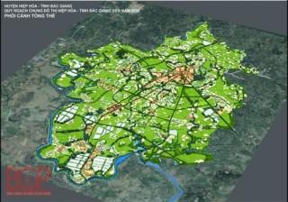 Đến 2035: Đưa Hiệp Hòa trở thành trung tâm công nghiệp ở phía Tây của tỉnh Bắc Giang