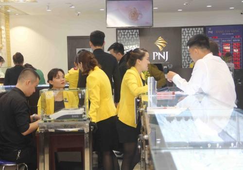 PNJ mở rộng mạng lưới tại miền Trung