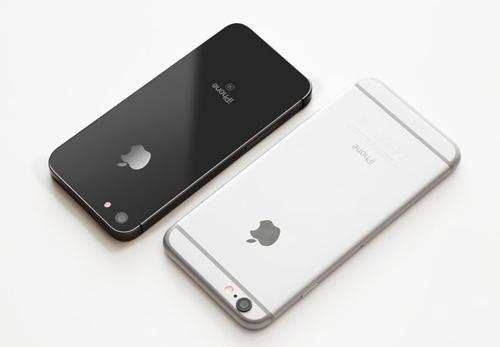iPhone SE 2 màn hình tràn viền sẽ trông như thế nào