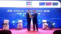 Sacombank dẫn đầu doanh số chi tiêu thẻ JCB