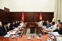 NHTW hai nước Việt Nam - Thái Lan tăng cường hợp tác, chia sẻ kinh nghiệm