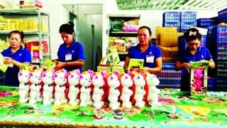 Doanh nghiệp đồ chơi Việt khó ở sân nhà