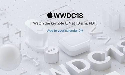 Apple gửi thư mời WWDC 2018, hé lộ iOS 12 và macOS mới