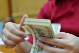 Tỷ giá USD tại các ngân hàng tiếp tục nhích nhẹ
