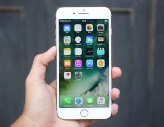 iPhone 7 Plus là mẫu smartphone được người dùng Mỹ ưa chuộng nhất hiện nay