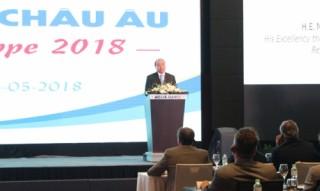 Hơn 500 đại biểu tham dự Meet Europe 2018