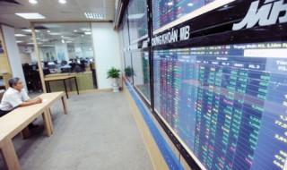 Chứng khoán chiều 25/5: CP vốn hóa lớn tiếp tục bị bán mạnh