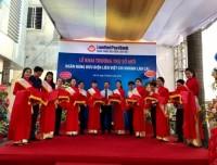 LienVietPostBank chi nhánh Lào Cai khai trương trụ sở mới