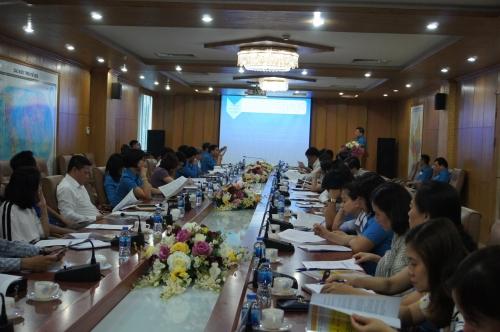 Công đoàn Ngân hàng Việt Nam triển khai công tác an sinh xã hội năm 2018