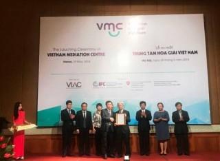 Ra mắt Trung tâm Hòa giải Việt Nam