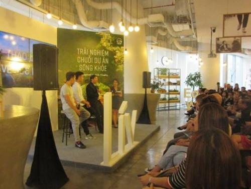 AIA Việt Nam đồng hành cho cuộc sống khỏe hơn