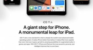 Apple tung iOS 11.4: Bổ sung Airplay 2, lưu hộp thoại Messages trên iCloud