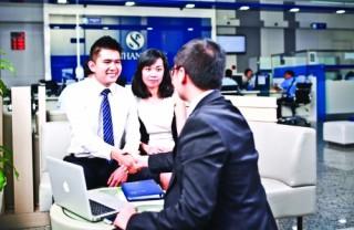Lãi suất tiền gửi ở ngân hàng ngoại