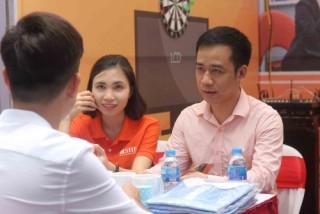 SHB và Học viện Ngân hàng phối hợp tổ chức Hội chợ việc làm
