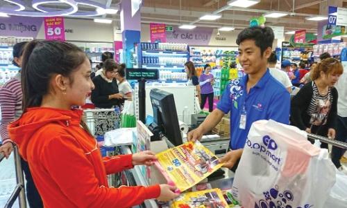 Đưa hàng Việt ra thế giới qua kênh bán lẻ ngoại