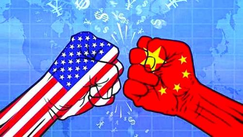 Căng thẳng thương mại Mỹ - Trung lại nóng