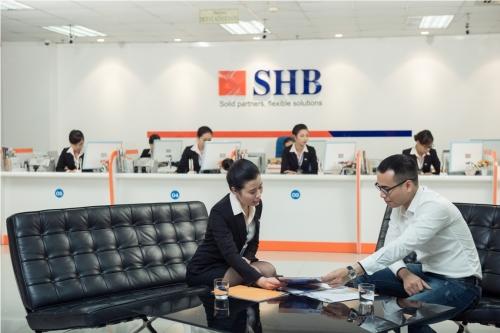 SHB tặng nhiều ưu đãi cho khách hàng doanh nghiệp