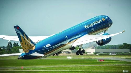Vietnam Airlines - sải cánh mãi vươn cao