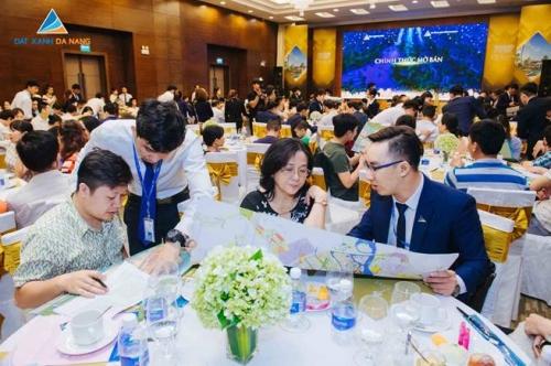 Đất Xanh Đà Nẵng ra mắt phân khu cao cấp dự án Dragon Smart City