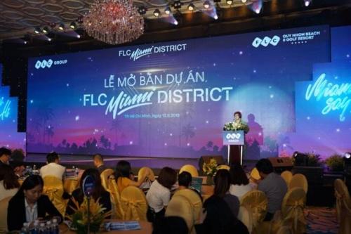 """FLC Quy Nhơn """"cháy hàng"""" kỷ lục, chủ đầu tư tung thêm sản phẩm mới"""